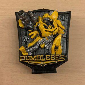 2007 Bumblebee Transformers Insignia Ornament